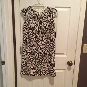 Sheath petite dress